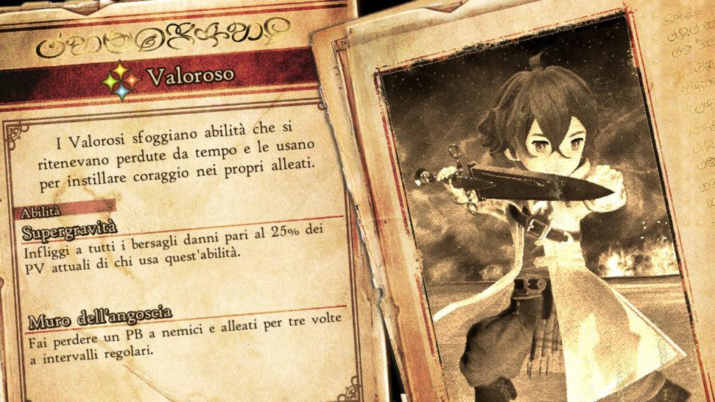 Pagine del diario di Emma sul Valoroso