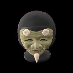 Maschera del saggio