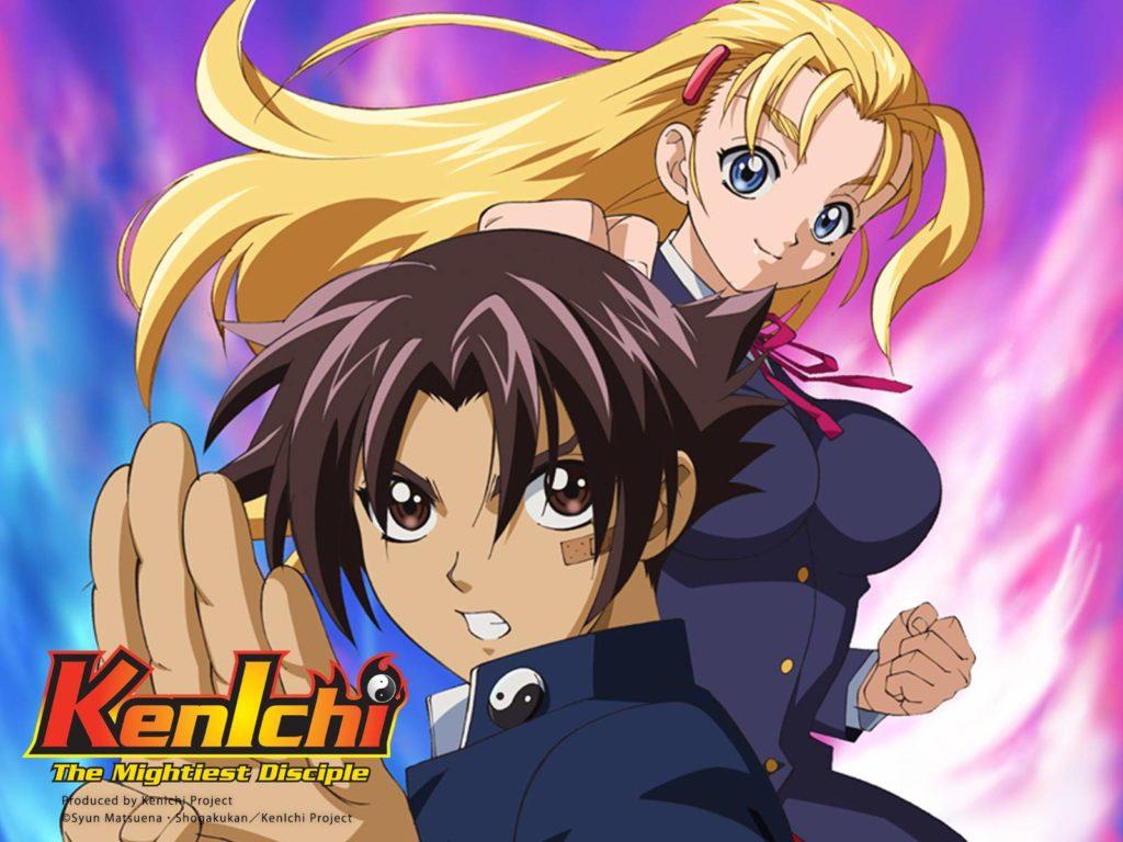 Kenichi e Miu