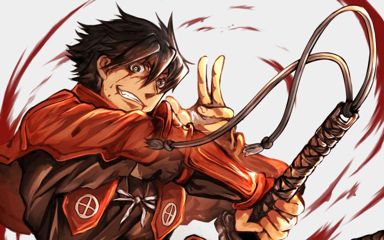 Shimazu, il protagonista di Drifters