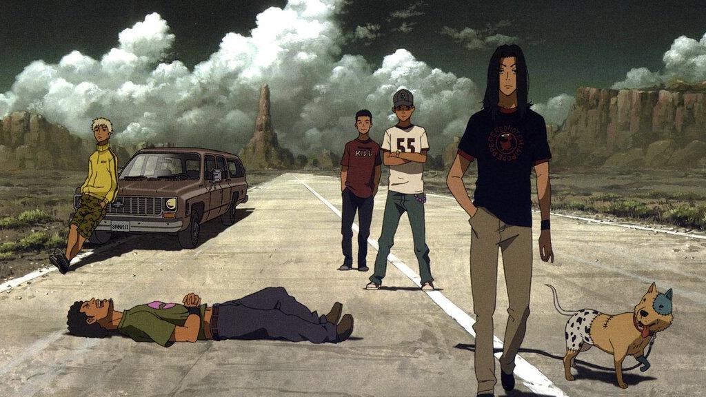 I protagonisti e membri della band di Beck