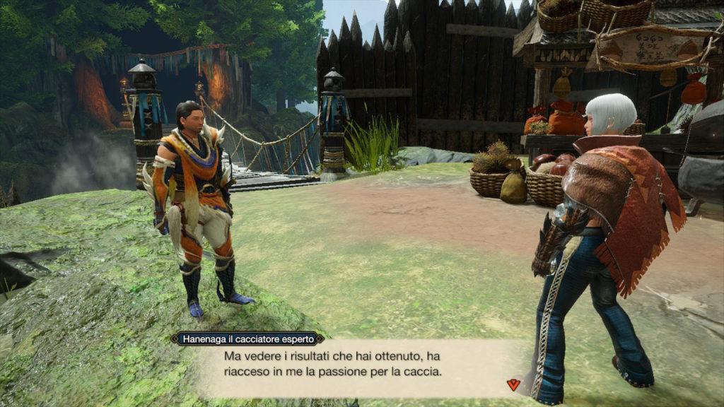 Henenaga è uno dei personaggi che potrà affidare richieste
