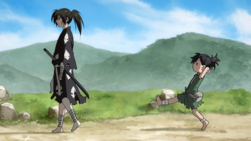 Dororo e Hyakkimaru