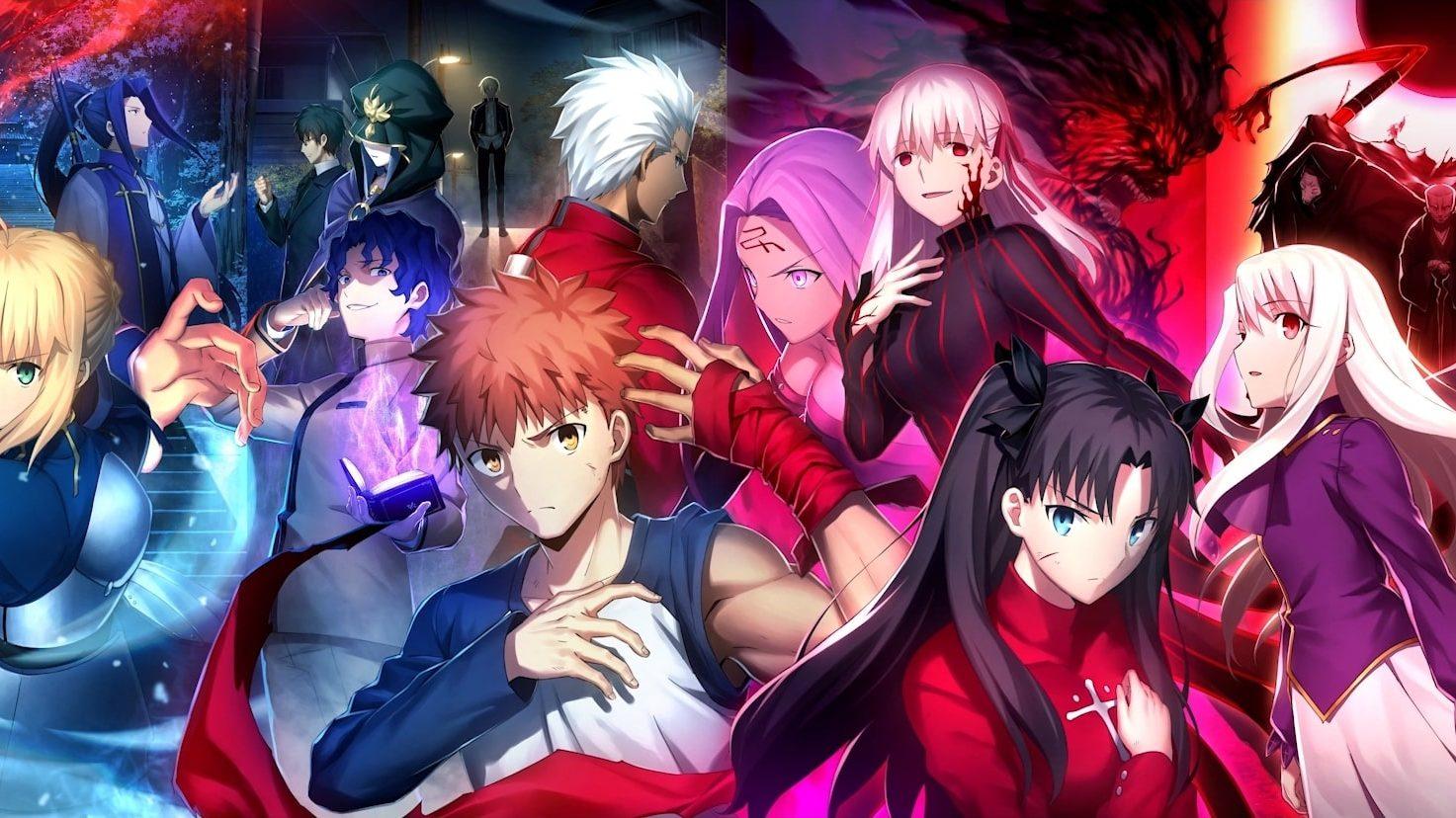 Fate/Stay Night: Heavens Feel III