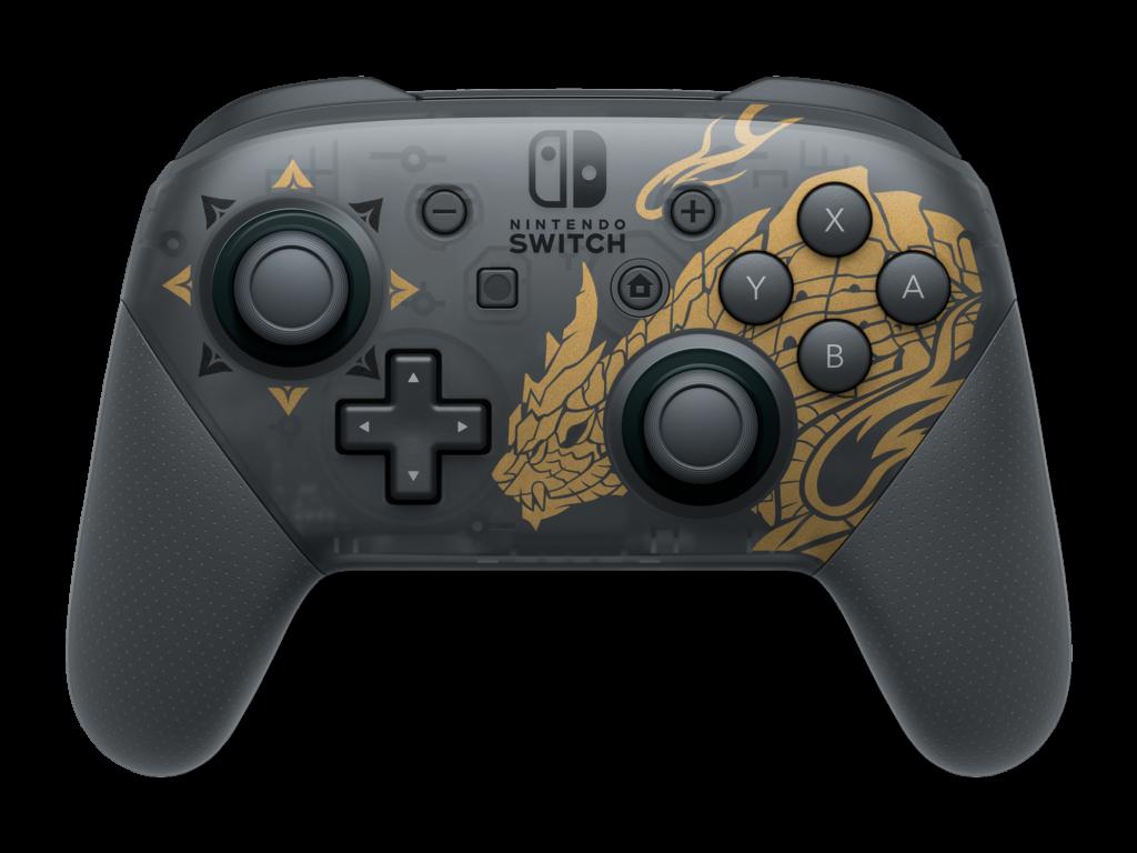 Pro controller di Monster Hunter Rise