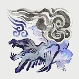 Icona dell'Ibushi del vento