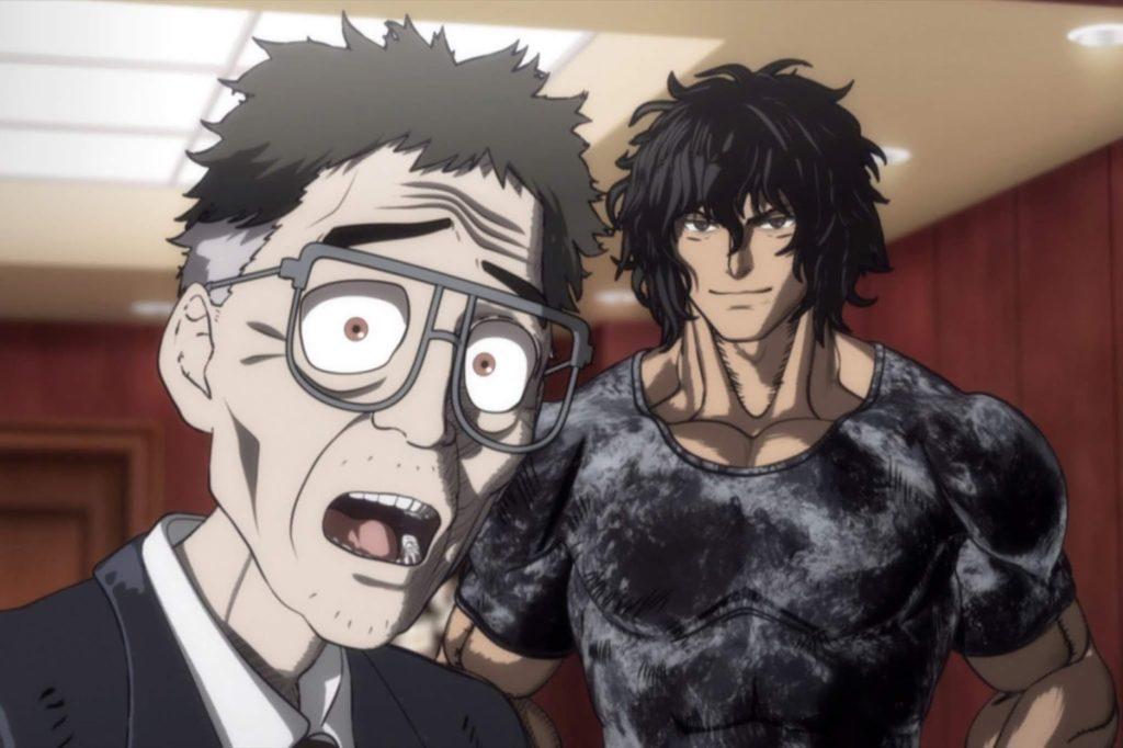 Yamashita e Tokita, i protagonisti