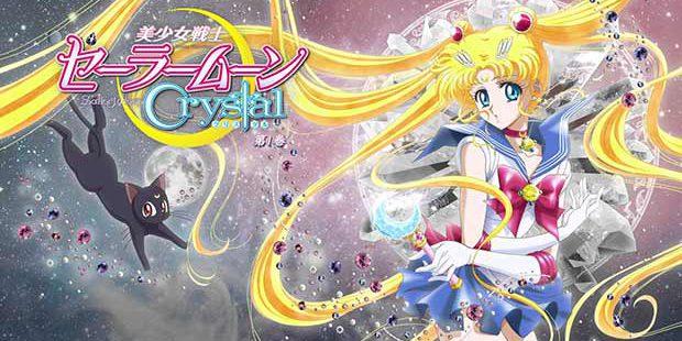 Sailor Moon e la gatta Luna