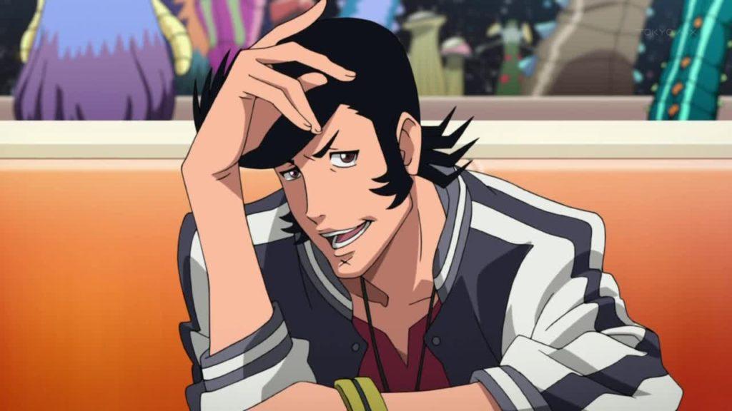 Dandy, il protagonista della serie