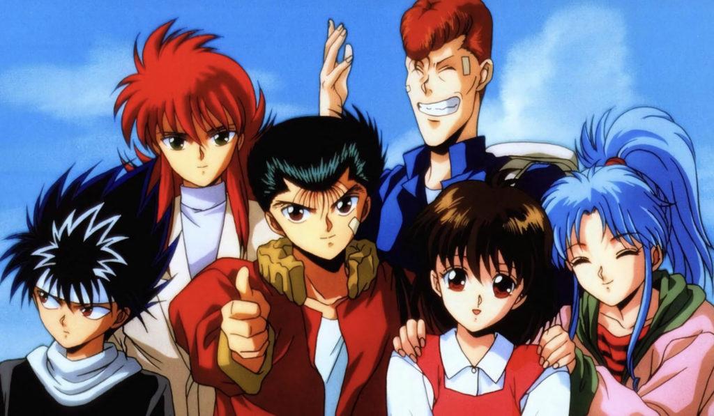 Il gruppo alleato di Yusuke Urameshi