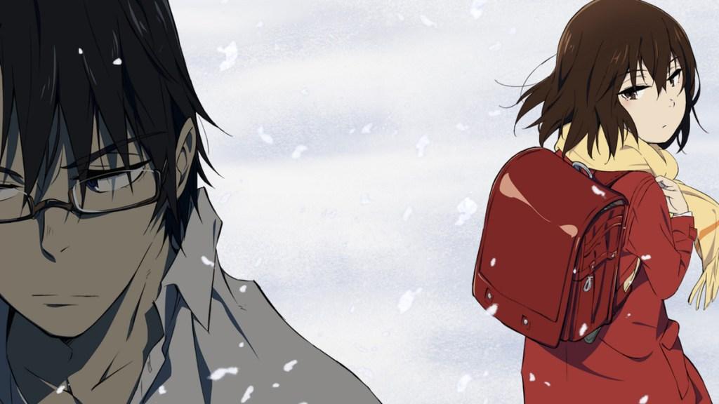 I due personaggi protagonisti dell'anime