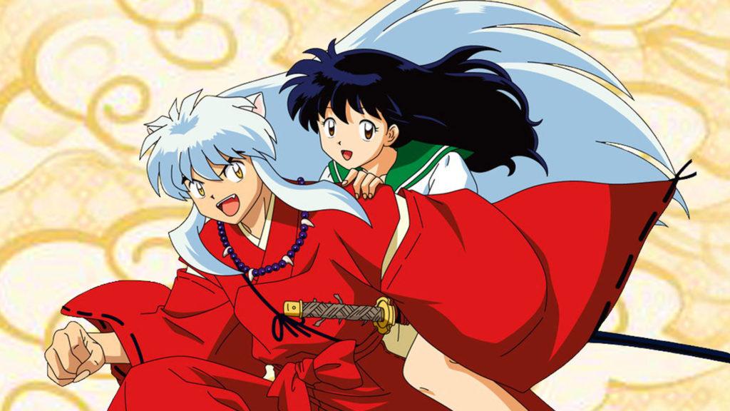 Kagome Higurashi e Inuyasha