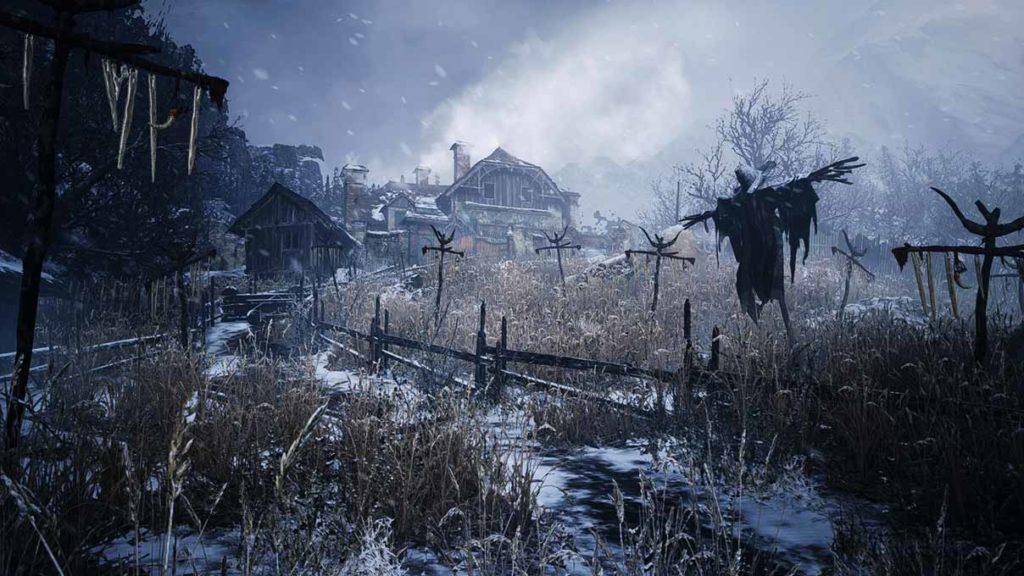 resident evil village demo gameplay