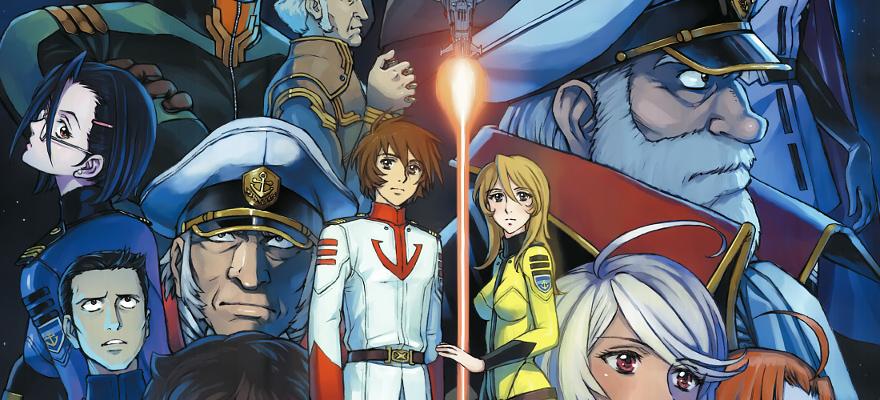 L'equipaggio della Yamato