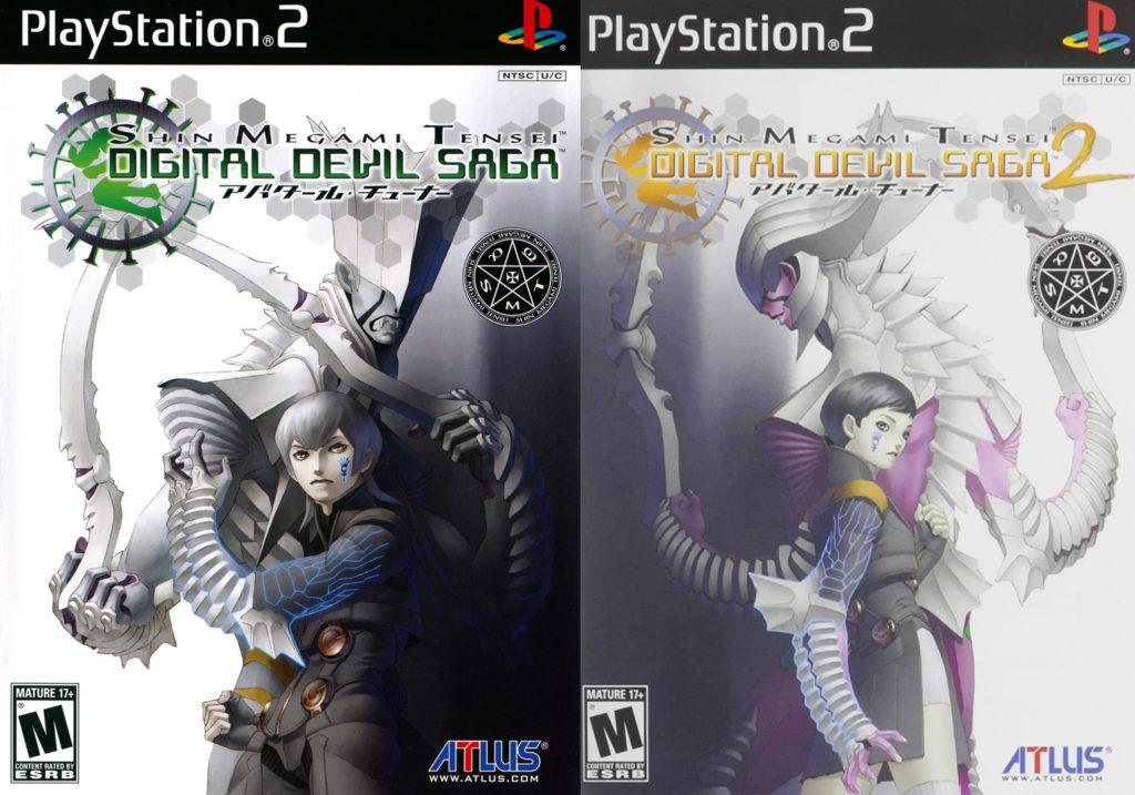Digital Devil Saga 1 e 2