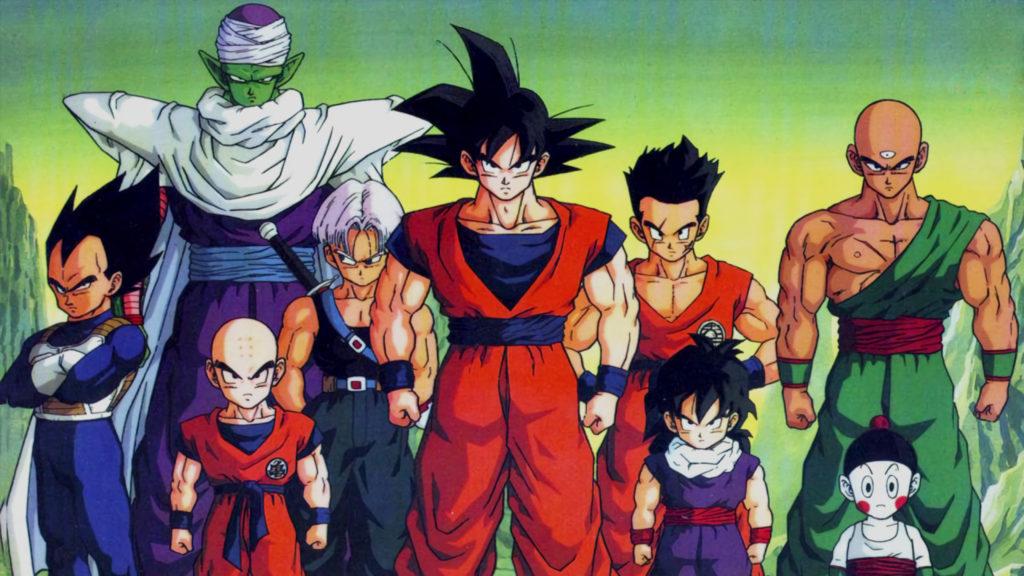Anime di Dragon Ball Z