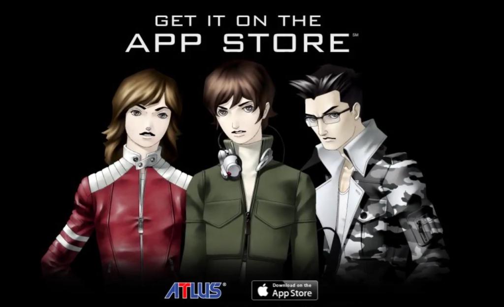 Immagine dal trailer promozionale di SMT I su iOS