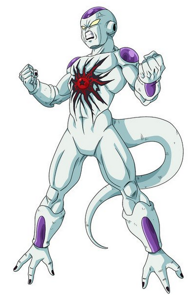 freezer dark dragon ball fighters
