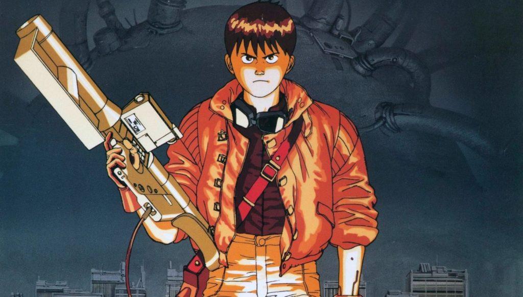 Kaneda, il protagonista