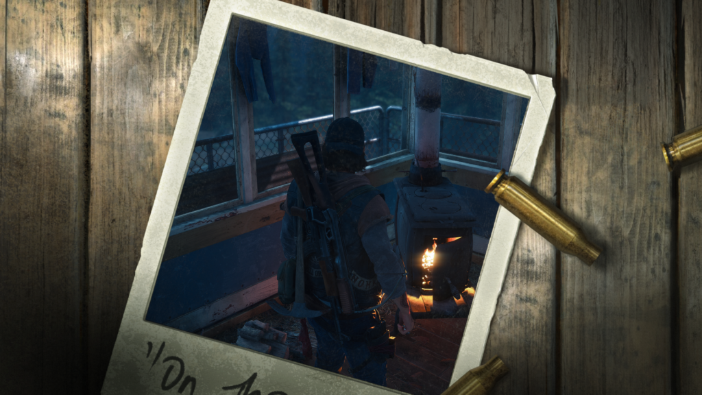 days gone-recensione-pc-photo mode