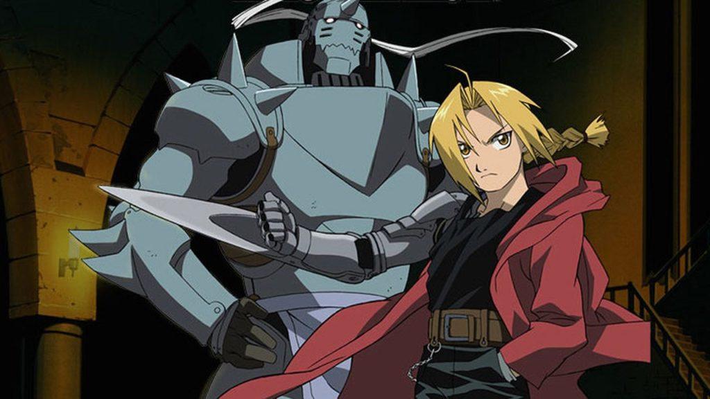 I fratelli Edward e Alphonse Elric