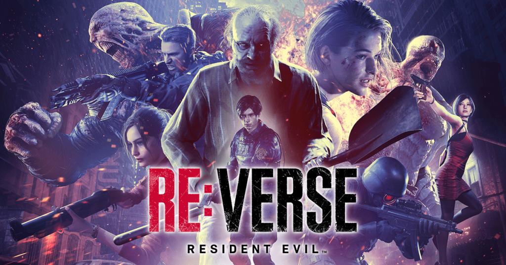 I protagonisti della modalità RE:Verse