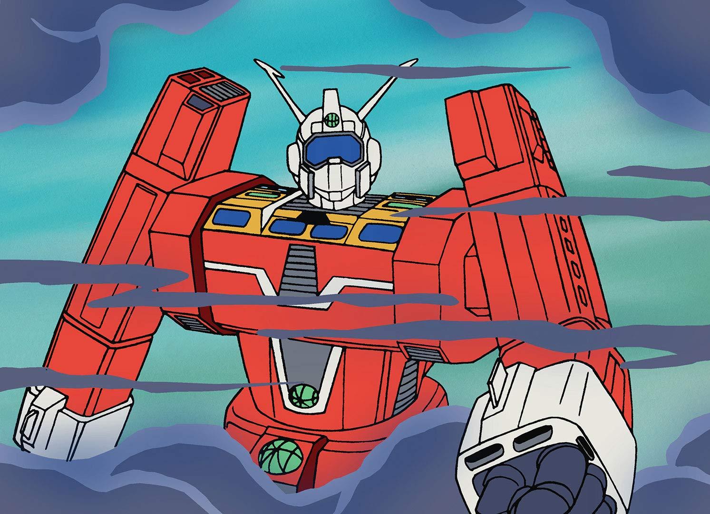 Il super robot di Ideon