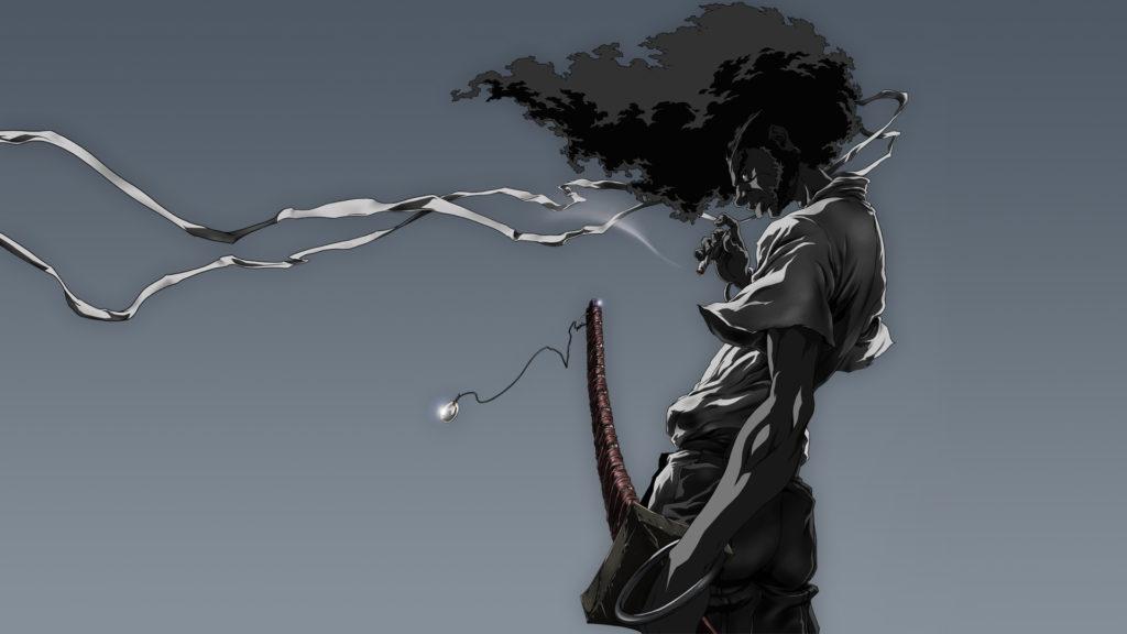 Afro Samurai, protagonista dell'omonimo anime