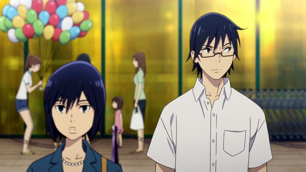 Satoru, il protagonista di Erased