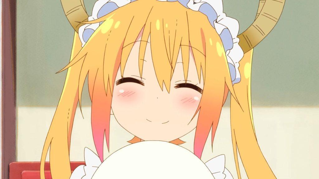 Tohru la maid protagonista