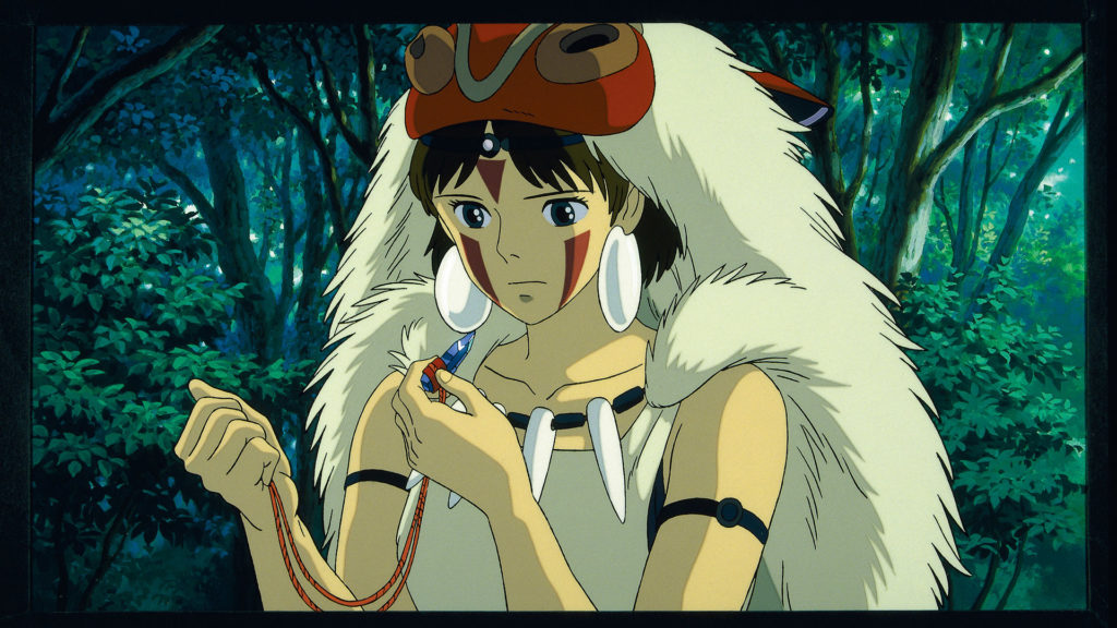 Il film Princess Mononoke