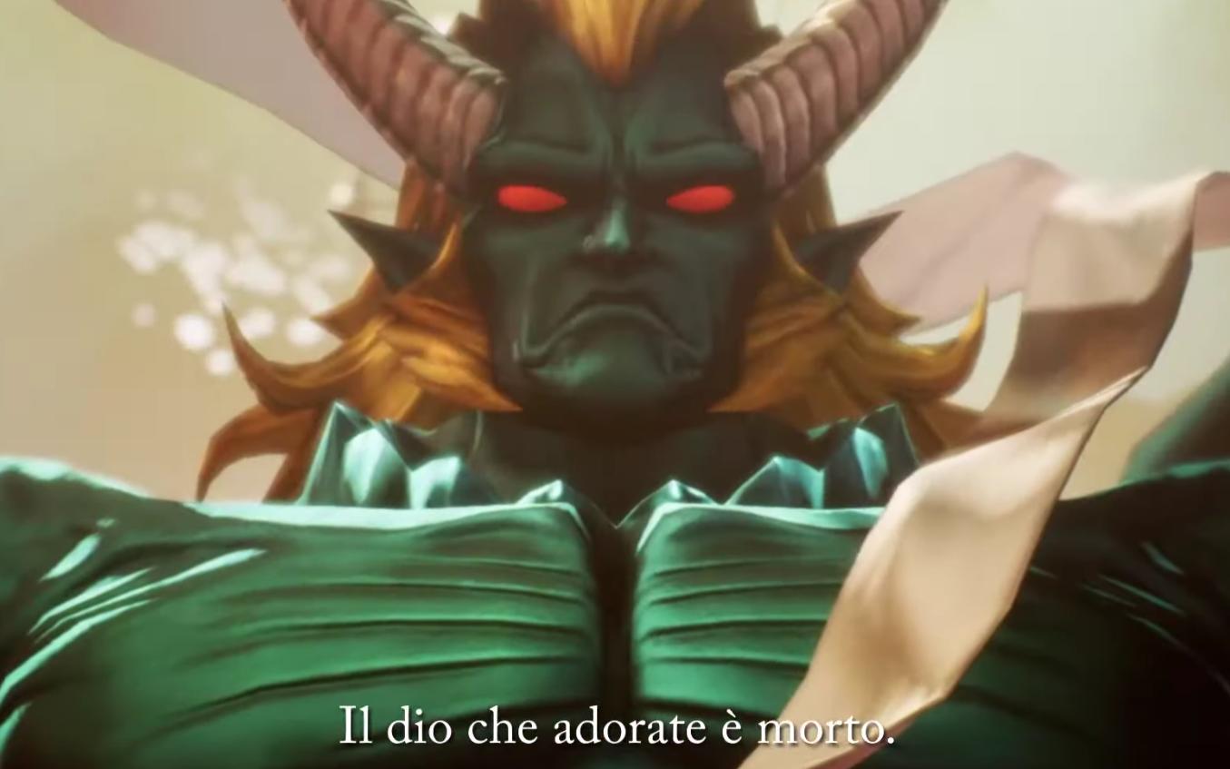 Lucifer nel trailer di SMT V