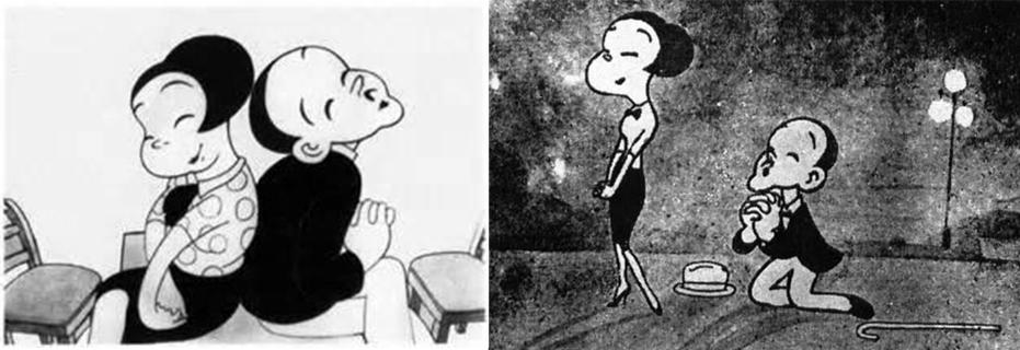 Onna no Yo no Naka (1933)