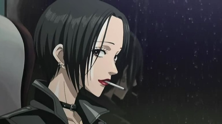 Nana, una delle due protagoniste dell'omonimo anime
