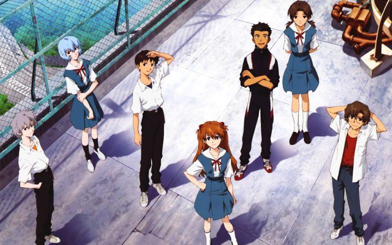 i protagonisti della serie