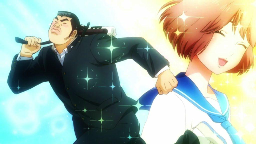 Takeo e Rinko, protagonisti di Ore Monogatari!!
