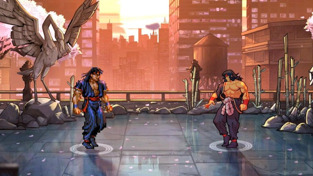 Streets of Rage 4 DLC - Shiva