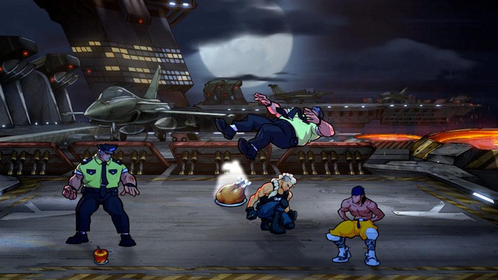 Streets of Rage 4 DLC - Estelle