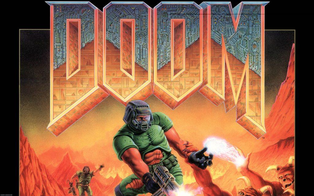 Copertina del videogioco Doom