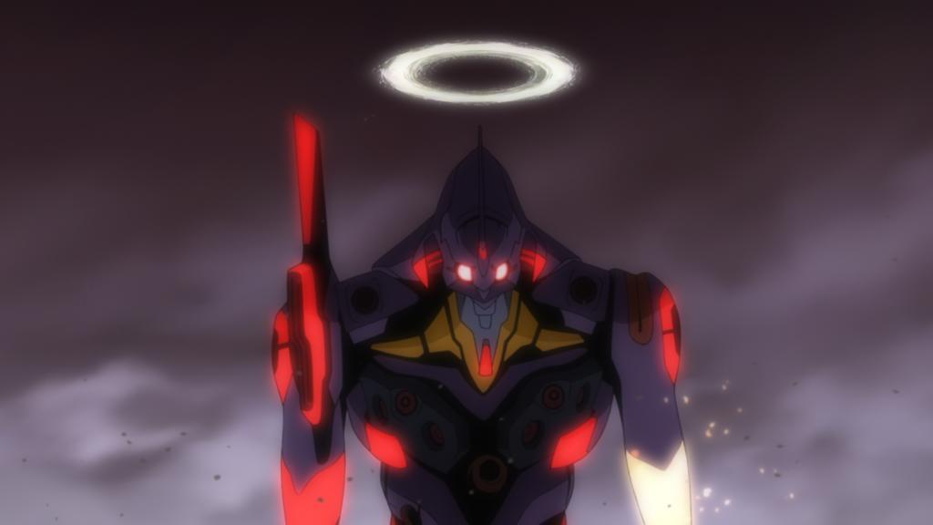 L'evangelion in modalità berserk
