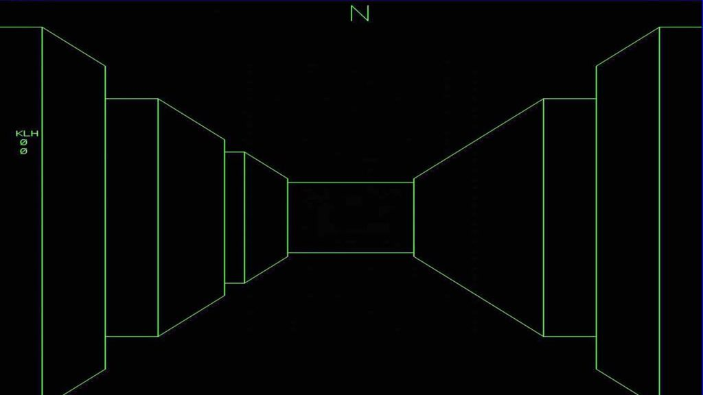 Maze Wars labirinto