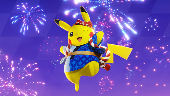 pikachu holowear festival per unite