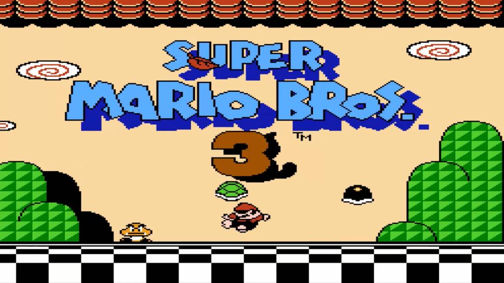 Sulla testa di Mario cade un guscio verde che lo stordisce