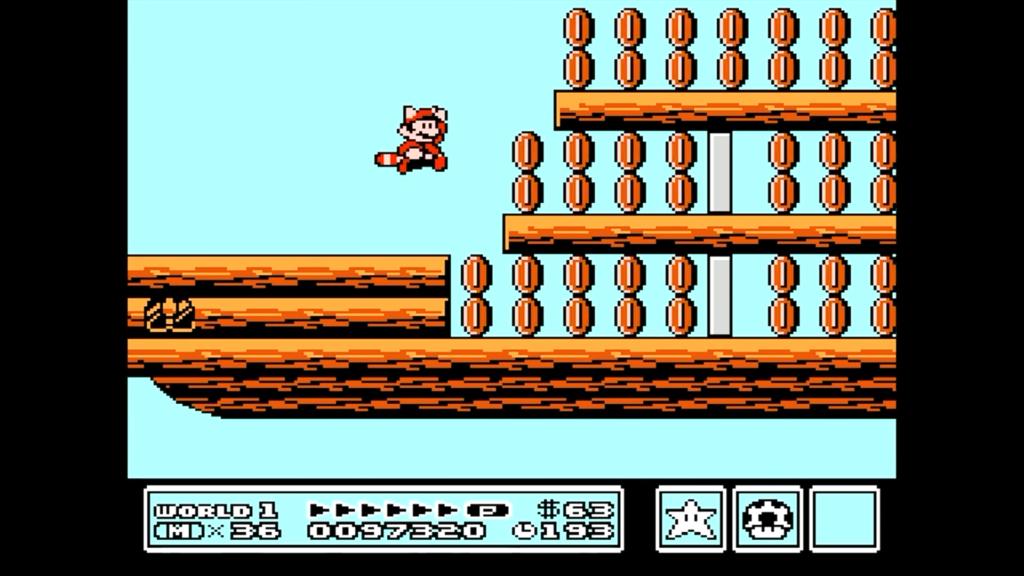 Mario fa razzia della Nave di Monete