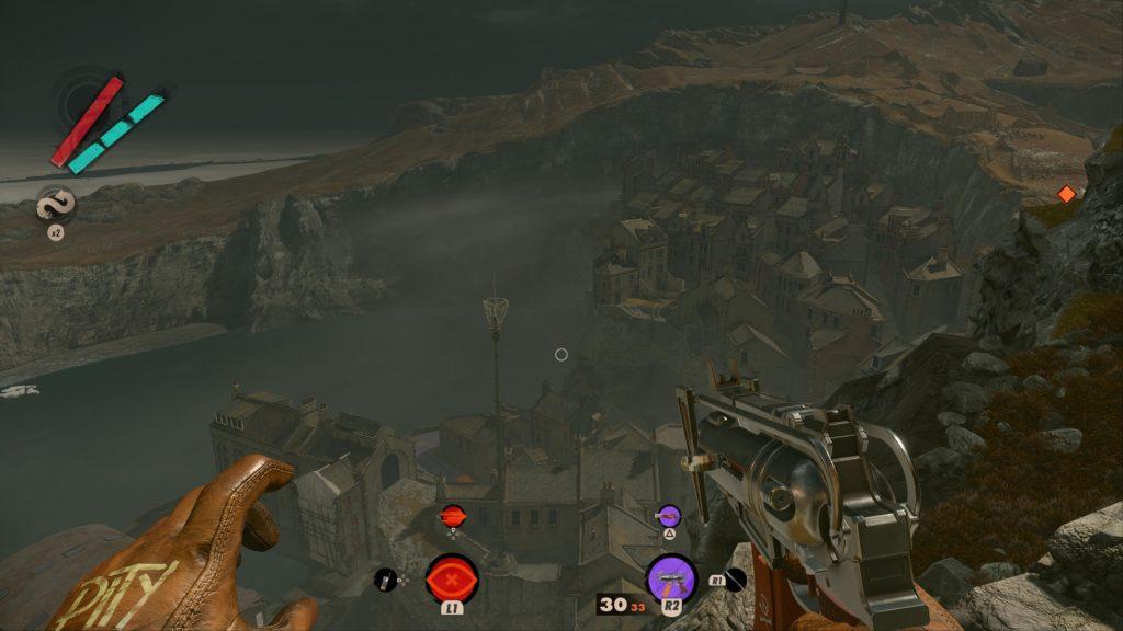 Deathloop uno scorcio delle mappe