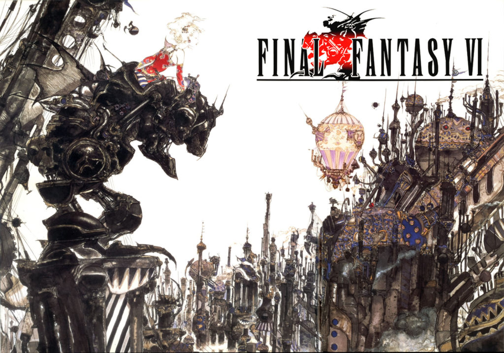 Copertina di Final Fantasy VI