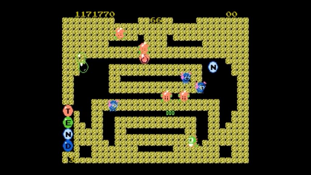 Un intricato livello con nemici in ogni dove