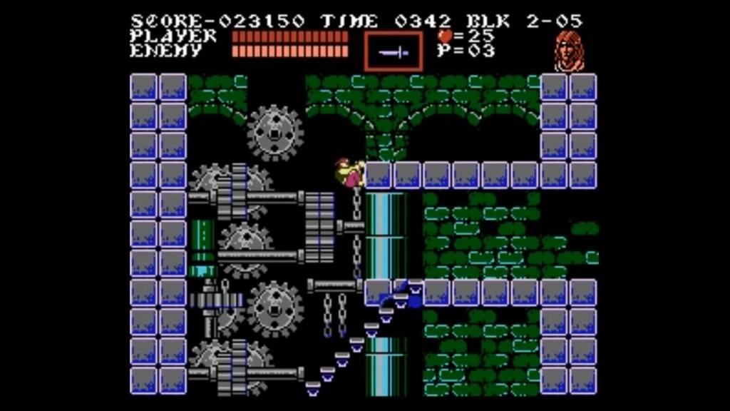 Uno dei personaggi disponibili è Grant, un pirata con il potere di poter camminare sui muri e sui soffitti per accedere a nuove aree