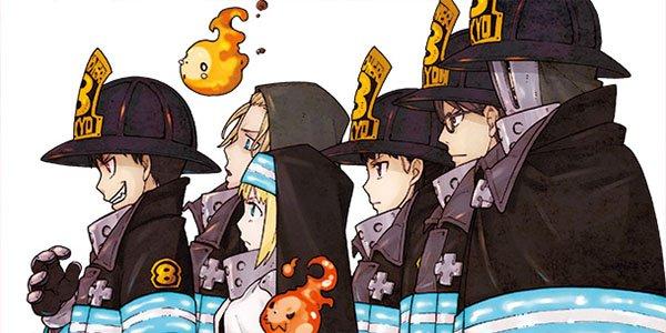 personaggi di fire force