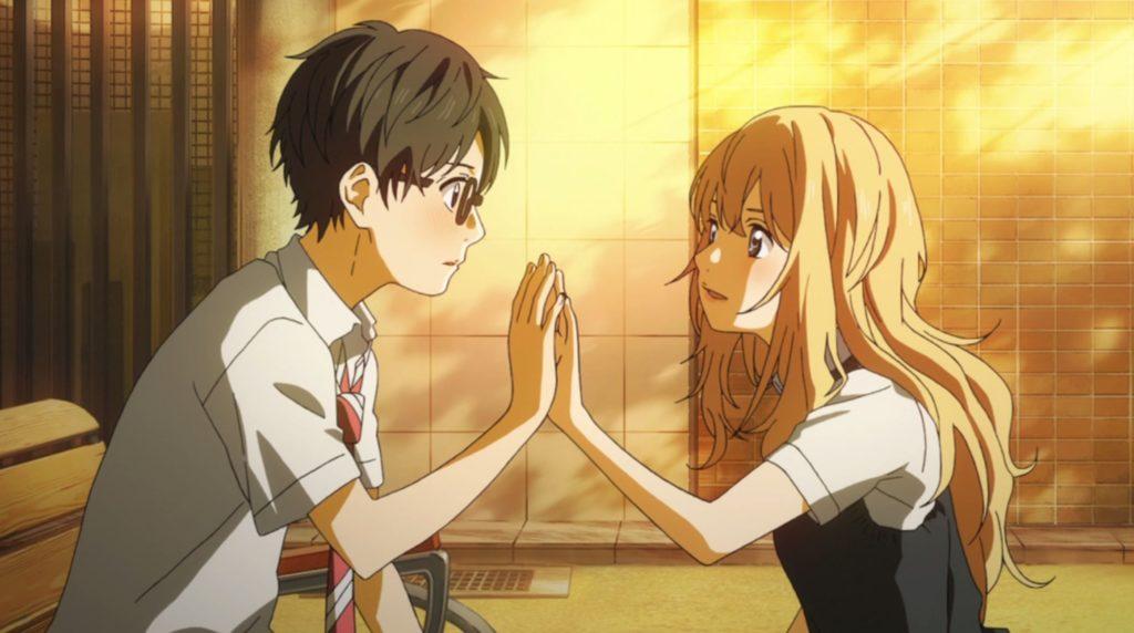 Kosei e Kaori
